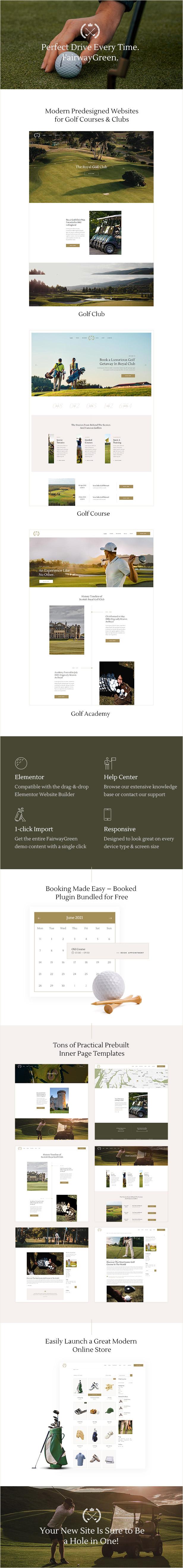 FairwayGreen - Golf Club - 3